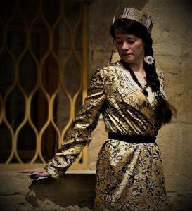 Светлана Фатьянова. Иконописный византийский костюм