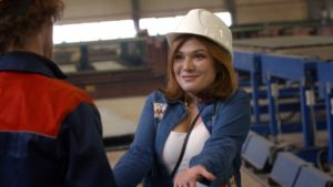«Трудно быть боссом!», НТВ, ведущая Лиза Гамбург