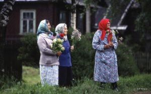 Троицкая суббота в деревне