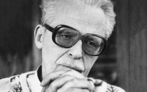 Писатель Борис Васильев