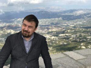 Вадим Грачев. Черногория.