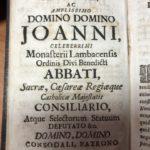 Католический катехизис на латыни, изданный в г. Линце, в Австрии в 1737 году.