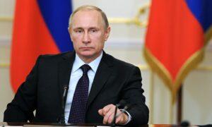 Владимир Путин, Кемеровская трагедия, Зимняя вишня
