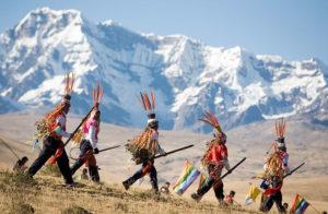 Перу, индейцы