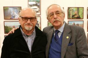 Геннадий Гладков и Василий Ливанов