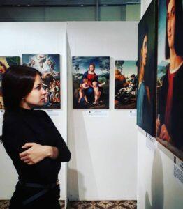 """Выставка """"Гении эпохи Возрождения"""""""
