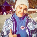 Новогоднее и Рождественское поздравление от актрисы Ольги Фадеевой