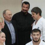 Как Владимир Путин ведет здоровый образ жизни