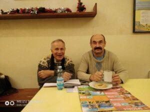 Куртис и Андрей Приписнов