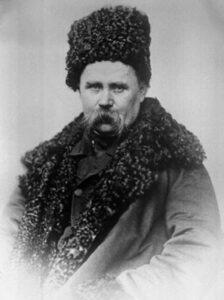 Тарас Шевченко. 1859 год.