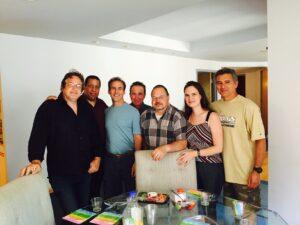 Яна Тюлькова с музыкантами