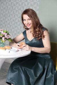Актриса Екатерина Гусева, здоровый образ жизни, красота