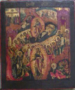 """Икона """"Воскресения Христова"""""""