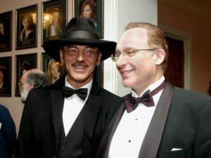 Михаил Боярский и Максим Дунаевский