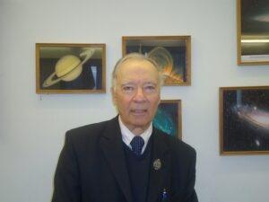 Профессор Константин Владиславович Холшевников
