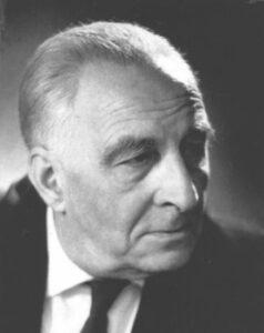 """Николай Владимирович Тимофеев-Ресовский (""""Зубр"""")."""