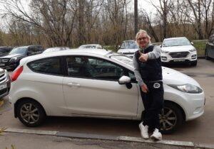 Сергей Беликов, авто, за рулем