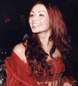 Певица Катя Лель
