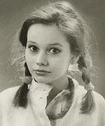 Елена Корикова. Детское фото.