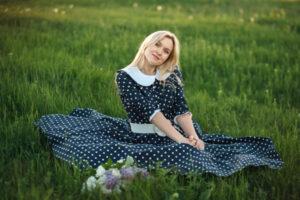 Дизайнер православной одежды Анна Соломкина. Православная женская одежда. Православный интернет-магазин.