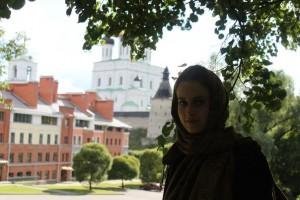 Анна Ситовская. Иконописец.