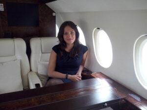 Бортпроводник бизнес-авиации Елена Сатанина, стюардесса, здоровье