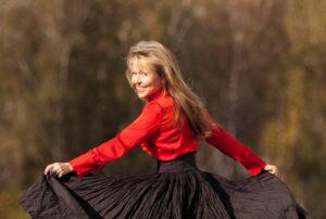Певица Ольга Кормухина. Здоровый образ жизни