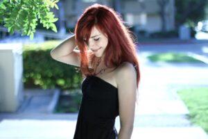 Певица Марина Ви