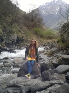 Яна Лысенко, здоровый образ жизни