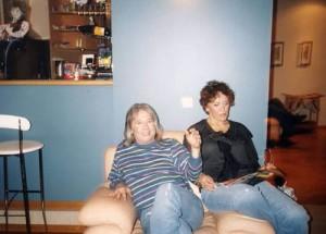 Вячеслав Малежик с супругой