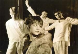 Певица Ирина Акимцева (Лакмус).