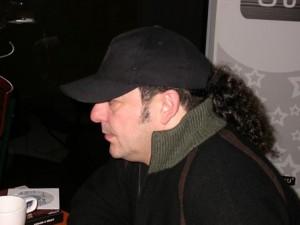 Заслуженный артист России Игорь Саруханов