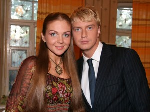 Марина Девятова и Алексей Гоман