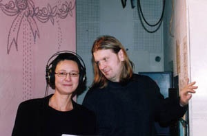 Ирина Хакамада и Олег Гуртовой