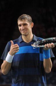 Максим Мирный, теннис