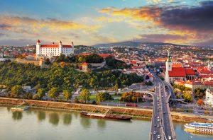 Словакия. Братислава