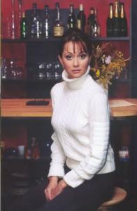 Актриса Ольга Кабо