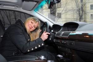 Маргарита Суханкина, автомобили