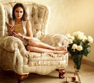 Оперная певица Аида Гарифуллина, дом, семья, квартира