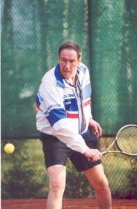 Президент Федерации тенниса России - Шамиль Тарпищев