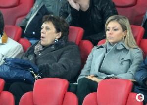 Баскетболистка, тренер Татьяна Овечкина