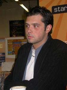 Певец и композитор Вадим Азарх