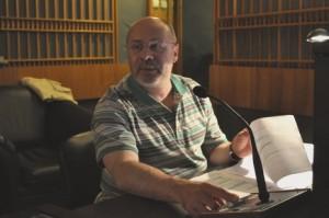Кинорежиссер Георгий Шенгелия
