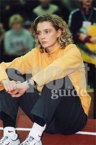 Звезда мировой легкой атлетики Марина Купцова