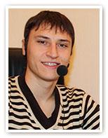 Автор обучающих курсов Евгений Попов