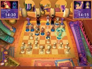 "Игра ""Аладдин. Волшебные шахматы"""