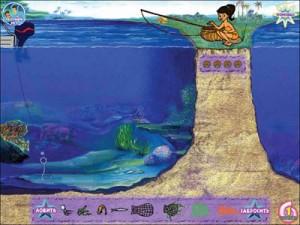 """Игра """"Флиппер и Лопака. Тайны океана"""""""