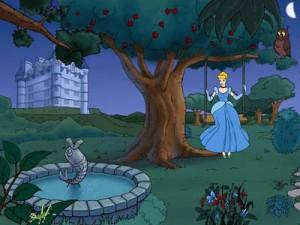 """Игра """"Принцессы. Платье для Золушки"""""""