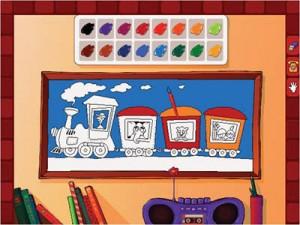 """Игра """"НЕсерьезные уроки: Учимся рисовать"""""""