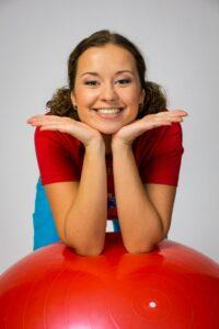 Наталья Русинова, актриса, телеведущая, Прыг-скок команда, телеканал карусель, здоровый образ жизни, красота